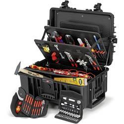 Kufrík s náradím Knipex Robust 45 Elektro 00 21 37, 63-dielna