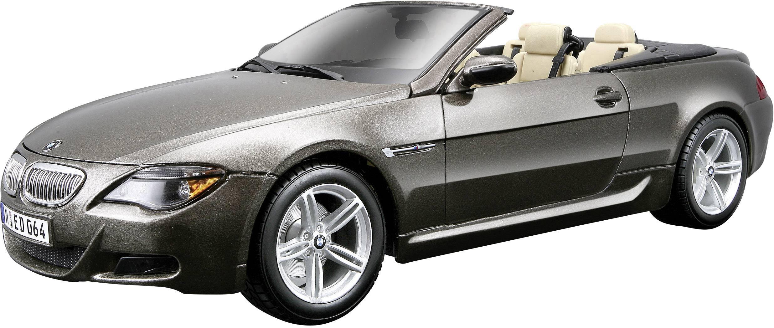 Maisto Bmw M6 Cabrio 118 Modellauto Kaufen
