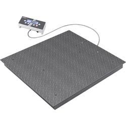 Plošinová váha Kern BID 1T-4M, presnosť 500 g, max. váživosť 1500 kg