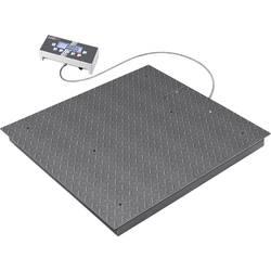 Plošinová váha Kern BID 1T-4EM, presnosť 500 g, max. váživosť 1500 kg
