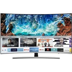 "LED TV 138 cm 55 "" Samsung UE55NU8509 en.třída A (A++ - E) DVB-C, UHD, Curved, Smart TV, WLAN, PVR r"