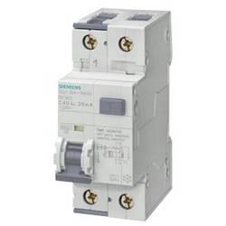 Prúdový chránič/elektrický istič Siemens 5SU13541LB16, 16 A, 0.03 A, 230 V