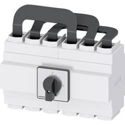 Odpínač čierna 3-pólové 185 mm² 160 A 690 V/AC Siemens 3LD23057UK01