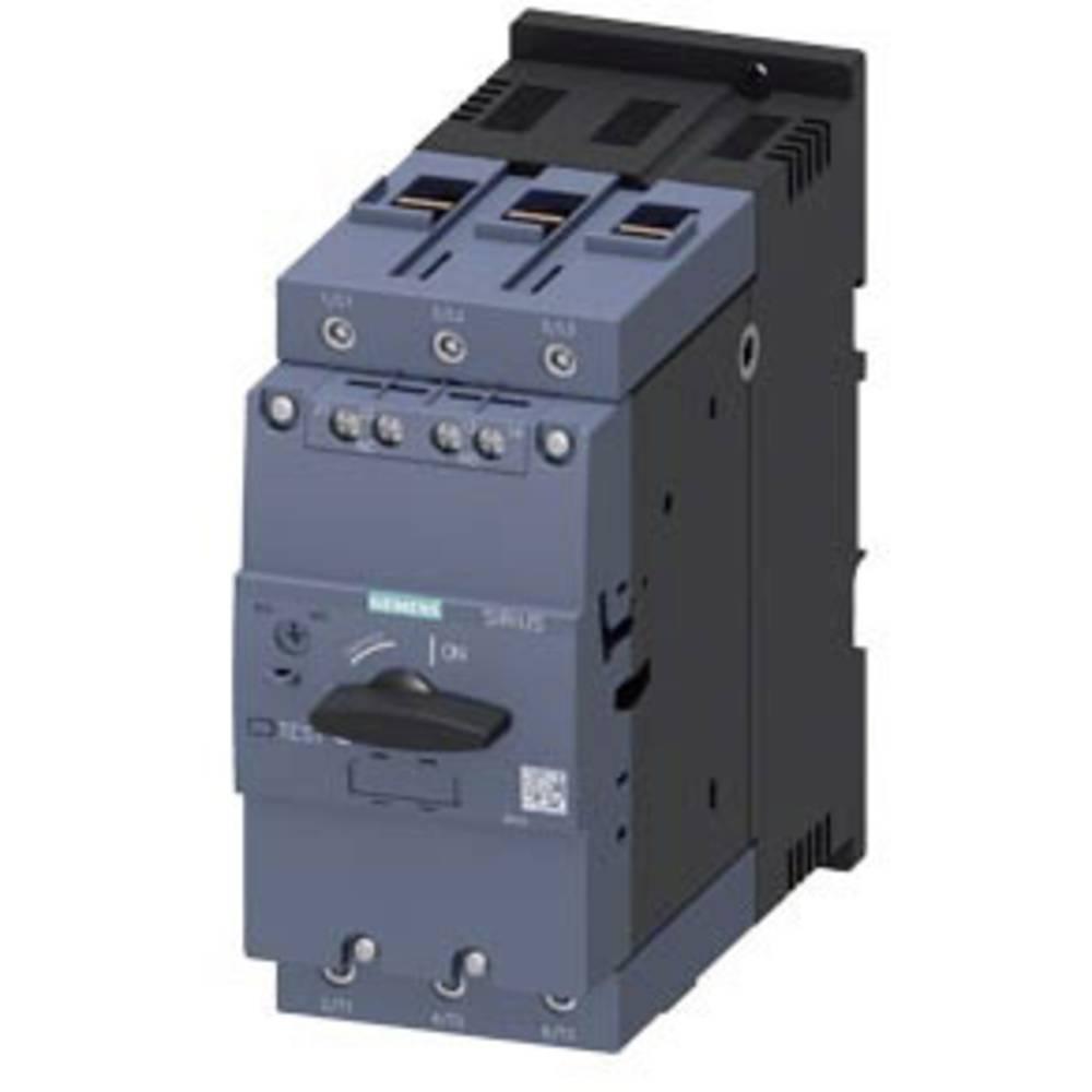 Siemens 3RV2041-4MA15 Brytare 1 st Inställningsområde (ström): 80 - 100 A Växelspänning (max.): 690 V/AC (B x H x D) 70 x 165 x 176 mm