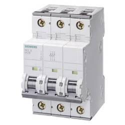 Elektrický istič Siemens 5SY43457, 45 A, 230 V, 400 V