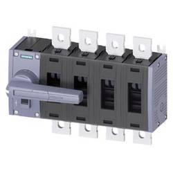 Odpínač 4-pólové 800 A 8 spínacích kontaktov, 8 rozpínacích kontaktov 690 V/AC Siemens 3KD48420QE100