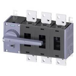 Odpínač 3-pólové 1250 A 8 spínacích kontaktov, 8 rozpínacích kontaktov 690 V/AC Siemens 3KD52320RE100