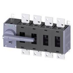 Odpínač 4-pólové 1600 A 8 spínacích kontaktov, 8 rozpínacích kontaktov 690 V/AC Siemens 3KD54420RE100