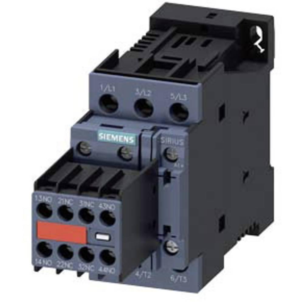 Contacteur Siemens 3RT2024-1BB44-3MA0 3 NO (T) 1 pc(s)