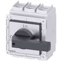 Odpínač čierna 3-pólové 185 mm² 160 A 690 V/AC Siemens 3LD23050TK11