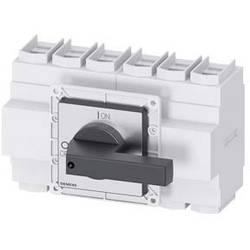 Odpínač čierna 6-pólová 185 mm² 160 A 690 V/AC Siemens 3LD23053VK11