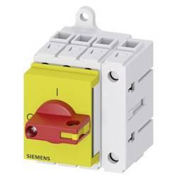 Odpínač červená, žltá 4-pólové 16 mm² 16 A 690 V/AC Siemens 3LD30300TL13