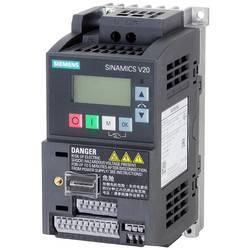 Menič frekvencie 6SL3210-5BB13-7UV1 Siemens, 0.37 kW, 200 V, 240 V