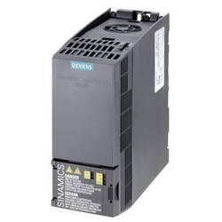 Menič frekvencie 6SL3210-1KE12-3UF2 Siemens, 0.55 kW, 380 V, 480 V