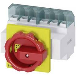 Odpínač červená, žltá 6-pólová 16 mm² 25 A 690 V/AC Siemens 3LD21033VK53