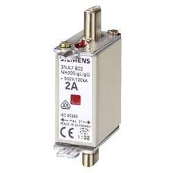 Siemens 3NA7812 sada pojistek velikost pojistky: 0 32 A 500 V