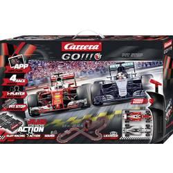 Autodráha, štartovacia sada Carrera Pit Stop 20066007, druh autodráhy GO!!!