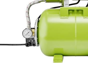 Hauswasser-Automat