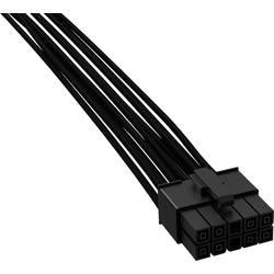 Image of BeQuiet Computer, Strom Kabel [1x ATX-Stecker 8pol. - 1x ATX-Stecker 8pol.] 0.70 m Schwarz