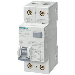 Proudový chránič/elektrický jistič Siemens 5SU16567KK10, 10 A, 0.3 A, 230 V