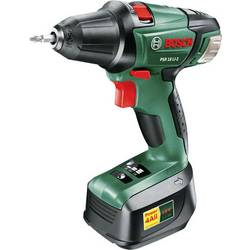 Aku vŕtací skrutkovač Bosch Home and Garden PSR 18 LI-2 060397330X, 18 V, 2 Ah, Li-Ion akumulátor