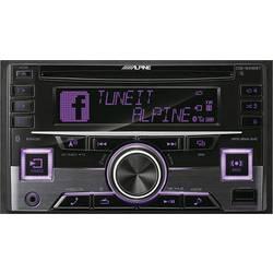 Image of Alpine Car Audio CDE-W296BT 2 DIN Autoradio