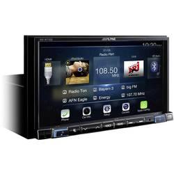 Image of Alpine Car Audio Mobile Media Station INE-W710D 2 DIN Autoradio inkl. DAB-Antenne, Integriertes Navigationssystem