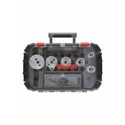 Sada dierovacích píl 9-dielna Bosch Accessories 2608594187, kobalt, 1 sada