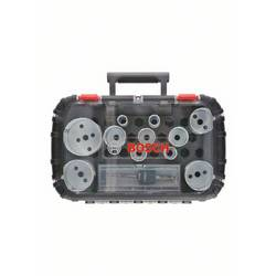 Sada dierovacích píl 14-dielna Bosch Accessories 2608594192, kobalt, 1 sada