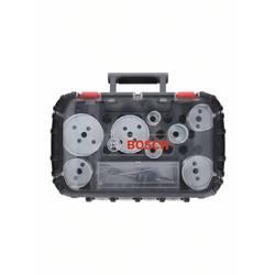 Sada dierovacích píl 11-dielna Bosch Accessories 2608594194, kobalt, 1 ks