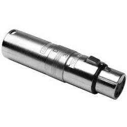 Image of Amphenol XLR-Adapter XLR-Buchse - XLR-Stecker Polzahl:5, 3 1 St.