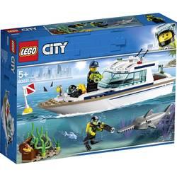 Fotografie LEGO® City Great Vehicles 60221 Potápěčská jachta