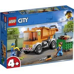 Fotografie LEGO® City Great Vehicles 60220 Popelářské auto