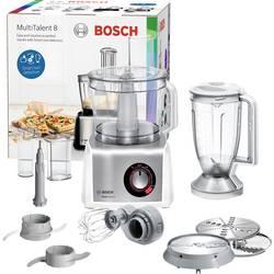 Kuchynský robot Bosch Haushalt MC812S814, 1250 W, strieborná, biela