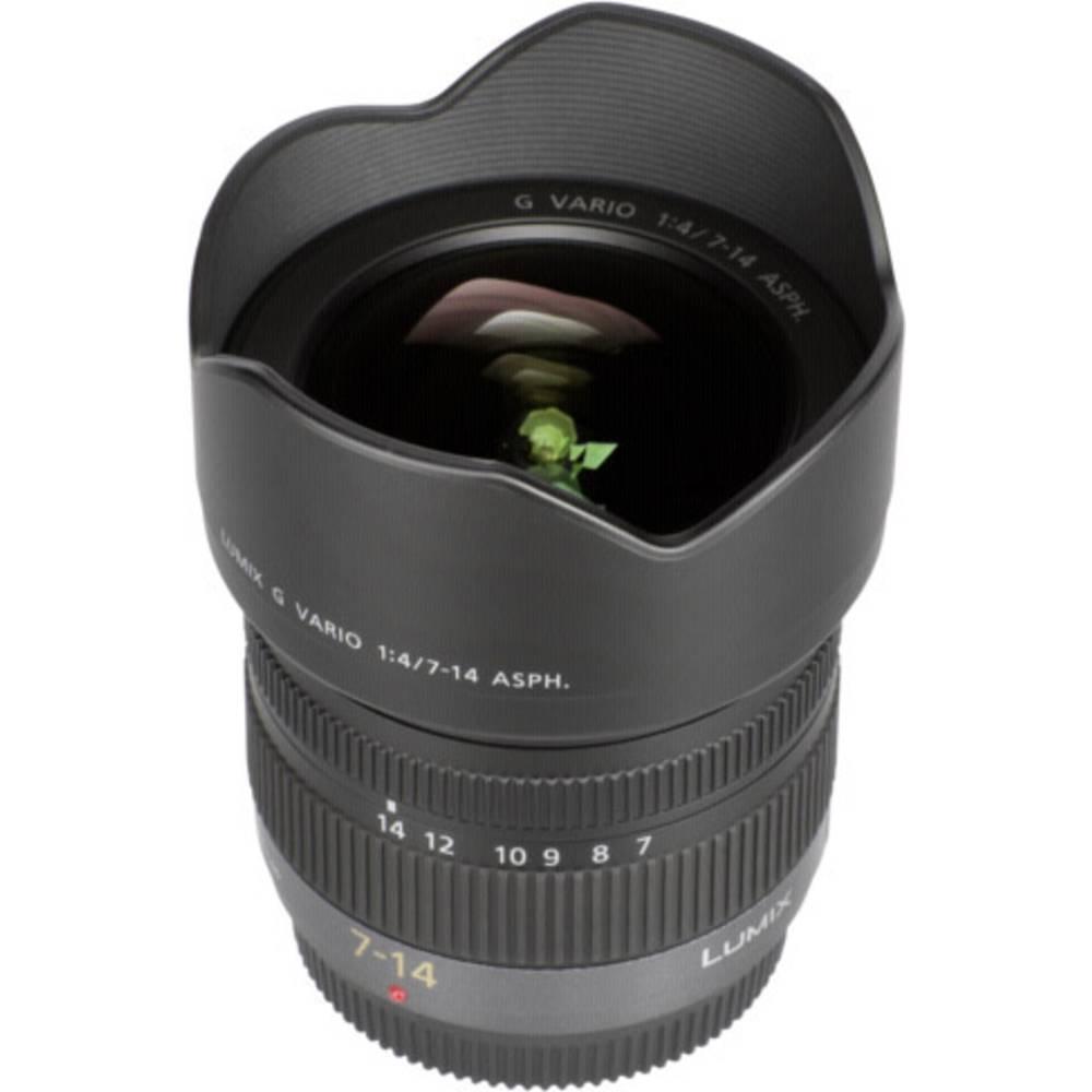 Panasonic Lumix G Vario H-F 4,0/7-14 Groothoek-zoom-objectief f/22 - 4.0 7 - 14 mm