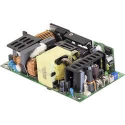 Zabudovateľný sieťový zdroj AC/DC, open frame Mean Well EPP-400-48, 50.4 V/DC, 8.4 A, regulovateľné výstupné napätie