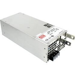 Zabudovateľný sieťový zdroj AC/DC, uzavretý Mean Well RSP-1500-15, 16.5 V/DC, 100 A, 1500 W, regulovateľné výstupné napätie