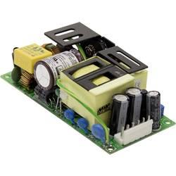 Zabudovateľný sieťový zdroj AC/DC, open frame Mean Well EPP-200-12, 12.6 V/DC, 16.7 A, regulovateľné výstupné napätie