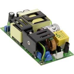 Zabudovateľný sieťový zdroj AC/DC, open frame Mean Well RPS-200-15, 15 V/DC, 13.4 A