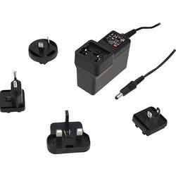 Zásuvkový adaptér so stálym napätím Mean Well GEM40I15-P1J, 40 W, 2.66 A