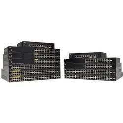 Sieťový switch Cisco SG250-50P-K9-EU