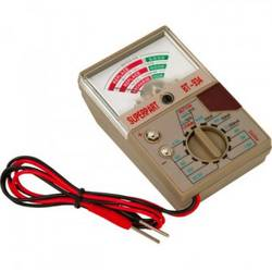 Image of Becocell Batterietester Superpart BT-934 Messbereich (Batterietester) 1,2 V, 1,5 V, 3 V, 3,6 V, 3,7 V, 6 V, 9 V, 12 V