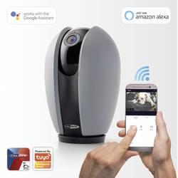 Bezpečnostná kamera Caliber Audio Technology HWC201PT, Wi-Fi, 1920 x 1080 pix