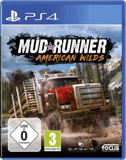 Image of Mudrunner American Wilds Edition PS4 USK: 0