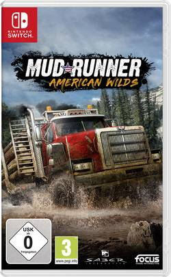 Image of Mudrunner American Wilds Edition Nintendo Switch USK: 0