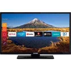 """LED TV 81 cm 32 """" Telefunken C32F545A en.třída A+ (A++ - E) DVB-C, DVB-S, Full HD, Smart TV, WLAN če"""