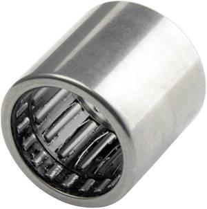 Mauly Briefklemmer 2151690 5 mm Schwarz 12 St.