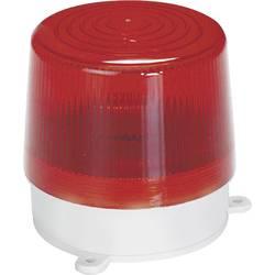 Image of Basetech BT-1852381 Alarm-Blitzleuchte Rot Innenbereich, Außenbereich 12 V/DC