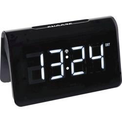 DCF budík TFA Dostmann Icon 60.2543.02, časov budenia 1, čierna