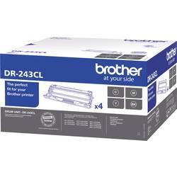 Image of Brother Trommeleinheit DR-243CL DR243CL Original Schwarz, Cyan, Magenta, Gelb 18000 Seiten